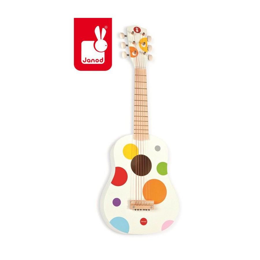 JANOD guitar large Confetti