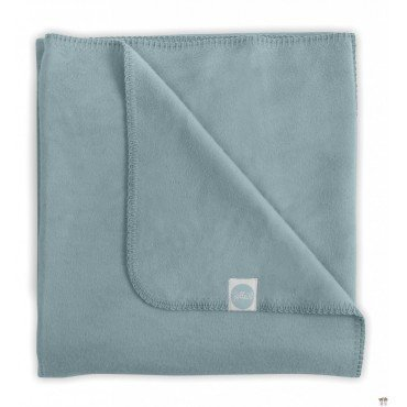 JOLLEIN BLANKET 75x100 LIGHT GREEN