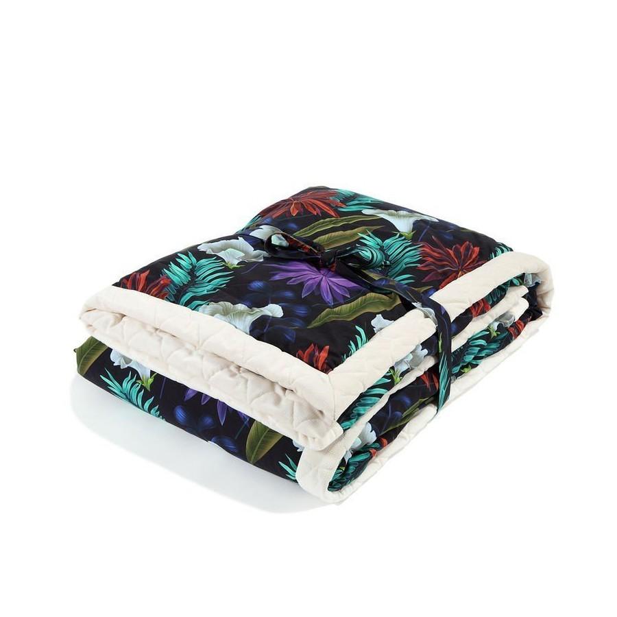 LA Millou KOC, bedspread 140x200cm BOTANIC BARDEN RAFAELLO
