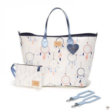 LA Millou cornucopia BAG WITH LARGE WHITE PREMIUM sachet DREAMCATCHER
