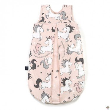 LA Millou sleeping bag UNICORN SLEEPING SLEEPING BAG SUGAR BEBE STAR M 9-18 MC BY MAY Bohosiewicz