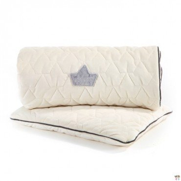 LA MILLOU VELVET COLLECTION SET KOCYK ŚREDNIAKA I PODUSIA MID PILLOW RAFAELLO