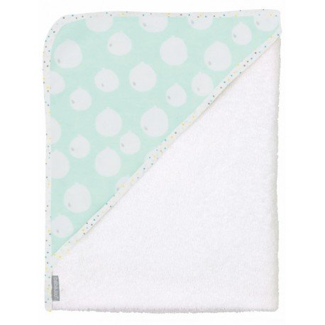 BEBE-JOU TOWEL with hood CONFETTI PARTY