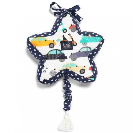 LA Millou MUSIC BOX MUSIC STAR - MOBILE & LA POLKA DOTS