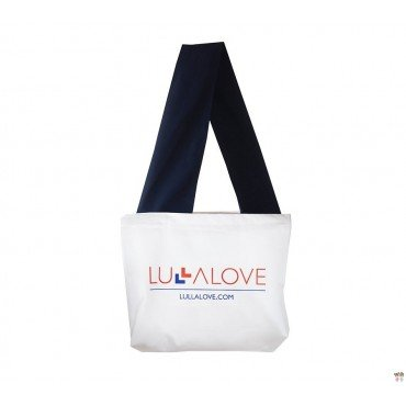 LULLALOVE LULLABAG NEW BAG WHITE