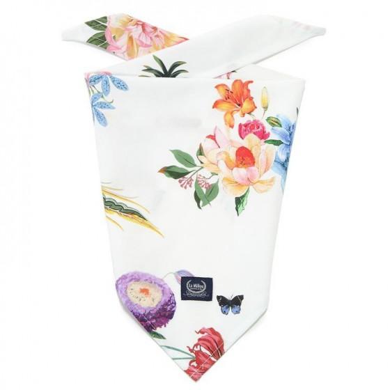 LA Millou TRIANGULAR handkerchief PARADISE