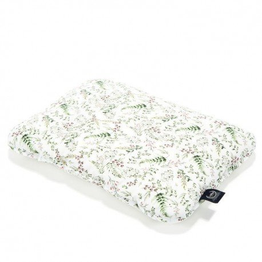 LA Millou MID PILLOW pillow 30x40cm WILD BLOSSOM FOREST