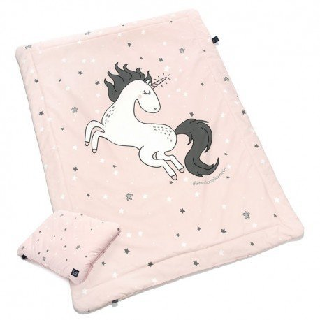 LA Millou BEDDING SET M UNICORN SUGAR BEBE BY MAY Bohosiewicz