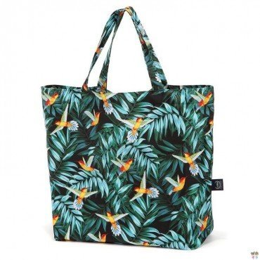 LA MILLOU SHOPPER BAG COLIBRI