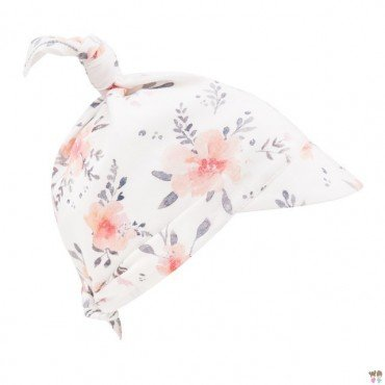 Samiboo - bamboo scarf cap flowers