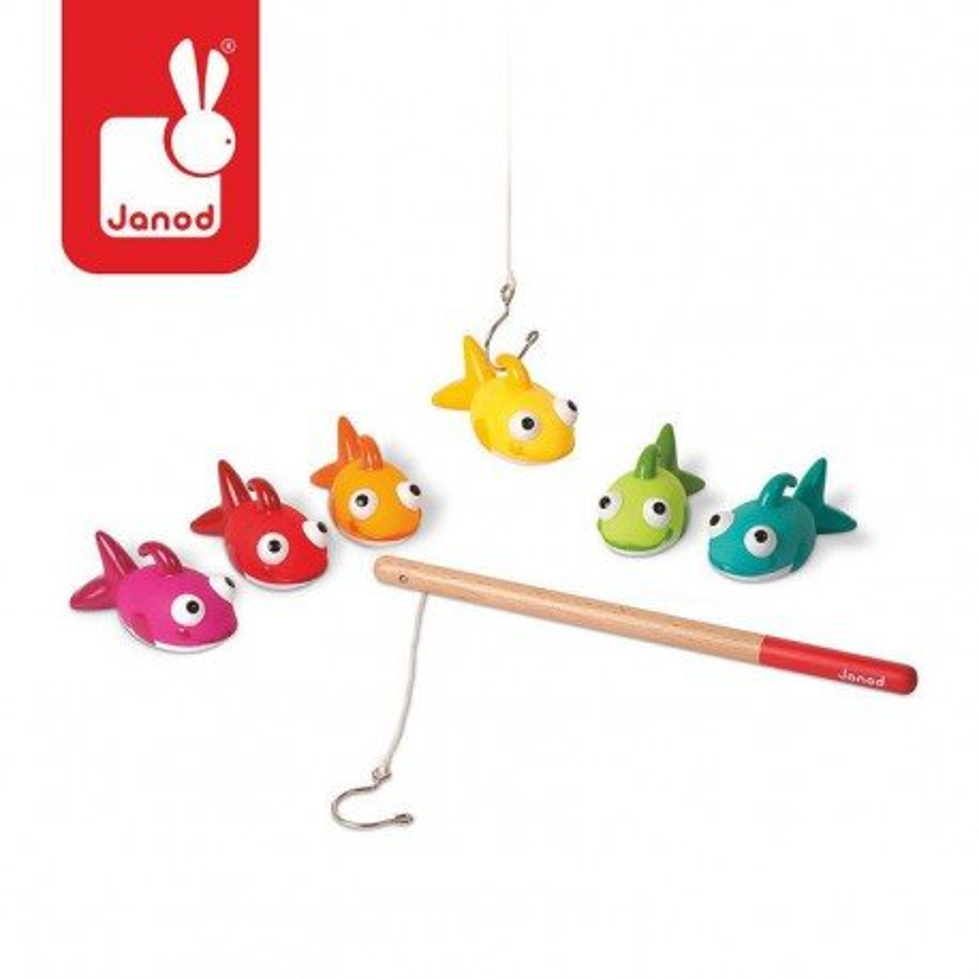 Fish set for fishing, Janod