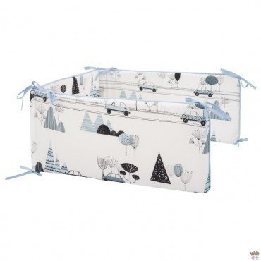 Samiboo - protector to bed with your baby bambino 140/70 removable core