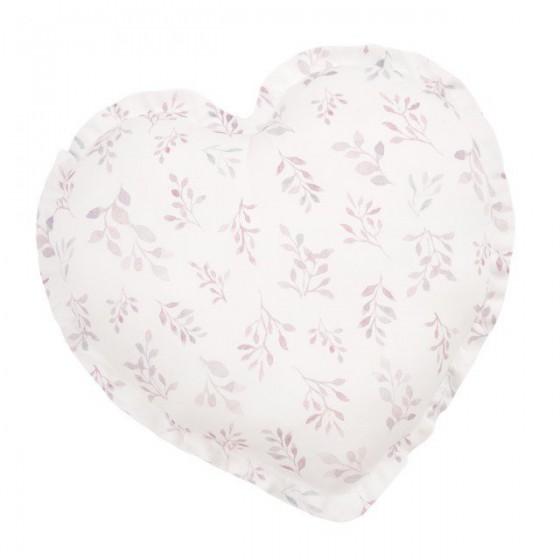 Samiboo - Poduszka serce listki