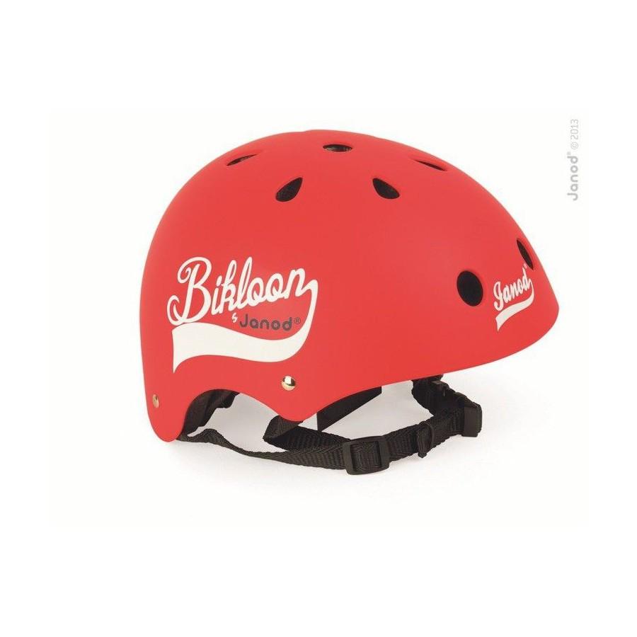 JANOD, red helmet
