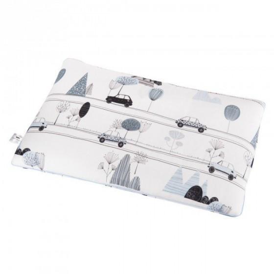 Samiboo - Bawełniana poduszka do spania bambino maluszek 40x60cm