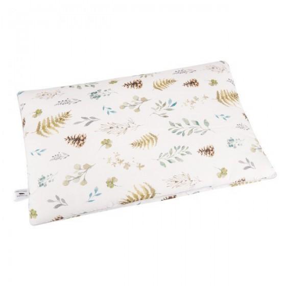 Samiboo - Bawełniana poduszka do spania leśny 40x60cm