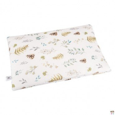 Samiboo - Cotton pillow to sleep Forest 40x60cm