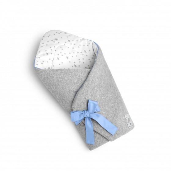ColorStories - Rożek niemowlęcy - MilkyWay Blue