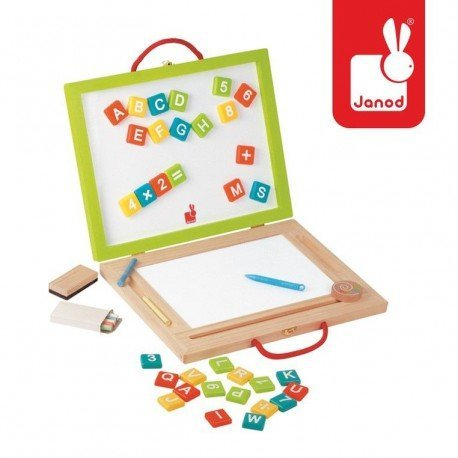 JANOD magnetic board carrying case 4in1