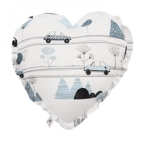 Samiboo - Poduszka serce bambino maluszek