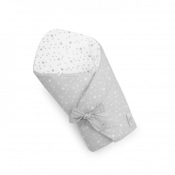 ColorStories - Rożek niemowlęcy - MilkyWay Grey/White