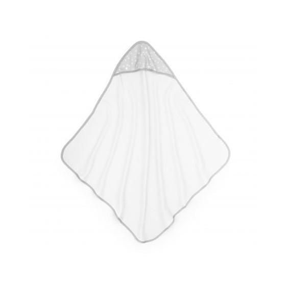 ColorStories - Hooded Towel - MilkyWay Gray