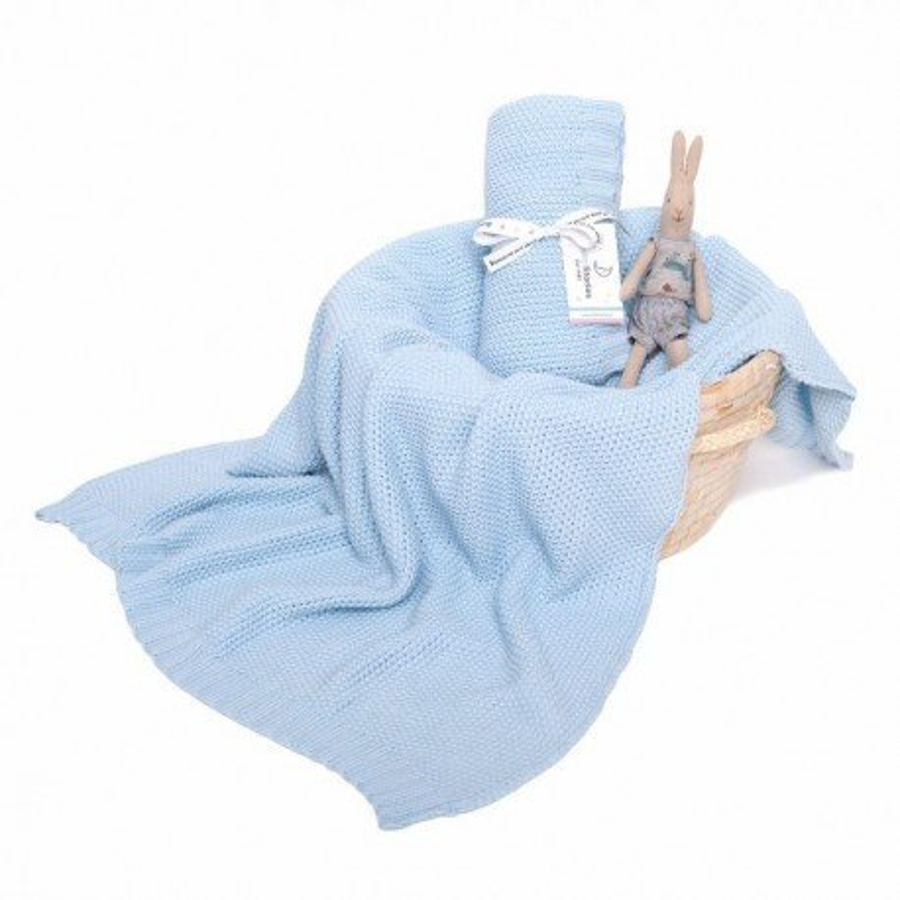 ColorStories - Blanket CottonClassic S - Fog