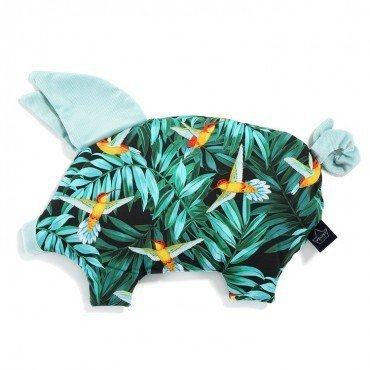LA MILLOU PODUSIA SLEEPY PIG COLIBRI AUDREY MINT VELVET COLLECTION