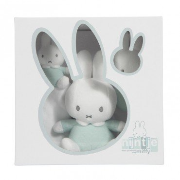 TIAMO Miffy gift set SAFARI MINT