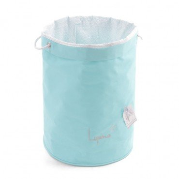 ColorStories - Large basket for soft toy Lupino Box Turquoise