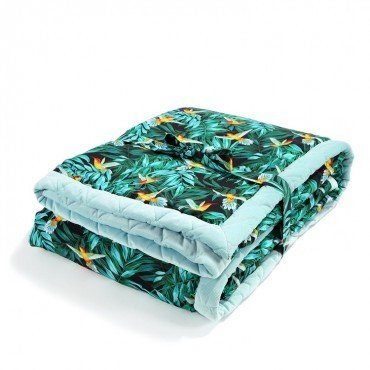 LA MILLOU KOC, NARZUTA 140x200cm COLIBRI AUDREY MINT VELVET COLLECTION