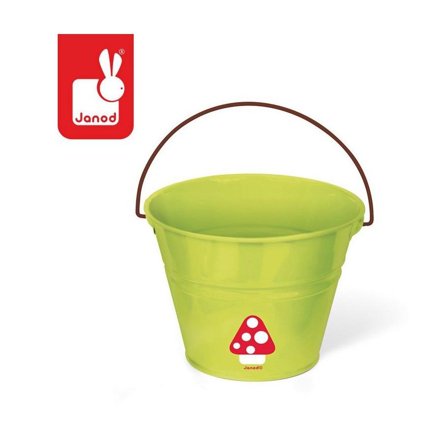 Janod, metal bucket