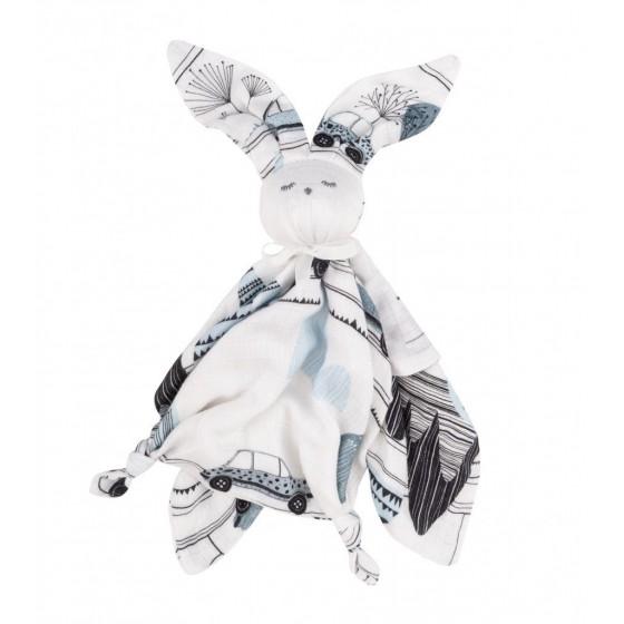 Samiboo - Bambusowy króliczek dou dou bambino maluszek