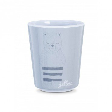 JOLLEIN mug WILD ANIMALS GRAY