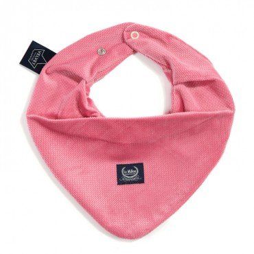 La Millou VELVET COLLECTION - WARM NECK - FLORIDA PINK