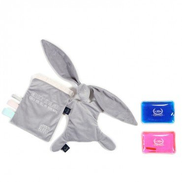 LA MILLOU THERMO BUNNY DARK GREY VELVET COLLECTION