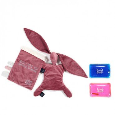 LA MILLOU THERMO BUNNY MULBERRY VELVET COLLECTION