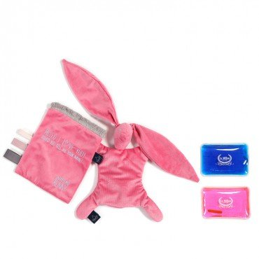 LA MILLOU THERMO BUNNY FLORIDA PINK VELVET COLLECTION