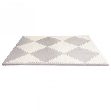 Skip Hop Mata Playspot Grey/Cream GEO