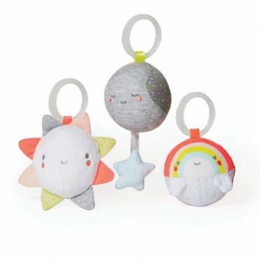Skip Hop Toy Ball Cloud Trio