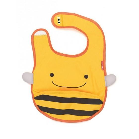 Skip Hop Śliniak Zoo Pszczoła