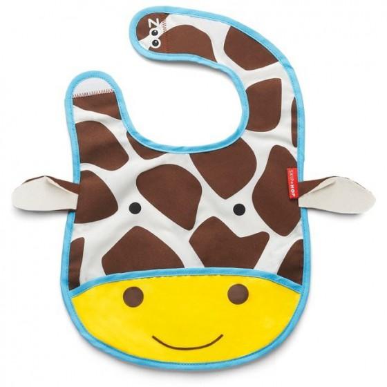 Skip Hop Śliniak Zoo Żyrafa