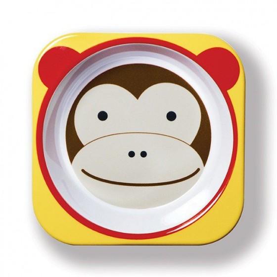 Skip Hop Miska Zoo Małpa
