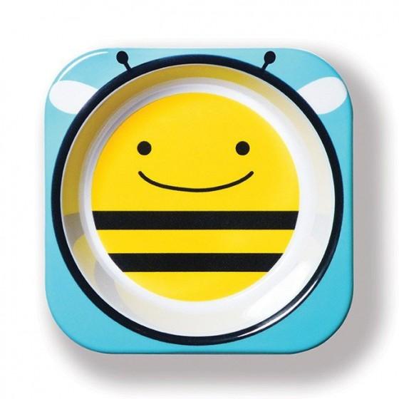 Skip Hop Miska Zoo Pszczoła
