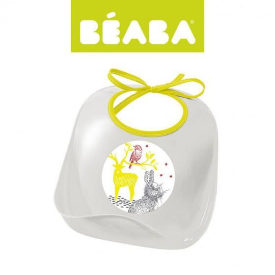 Beaba Sliniak z kieszonka Bunny