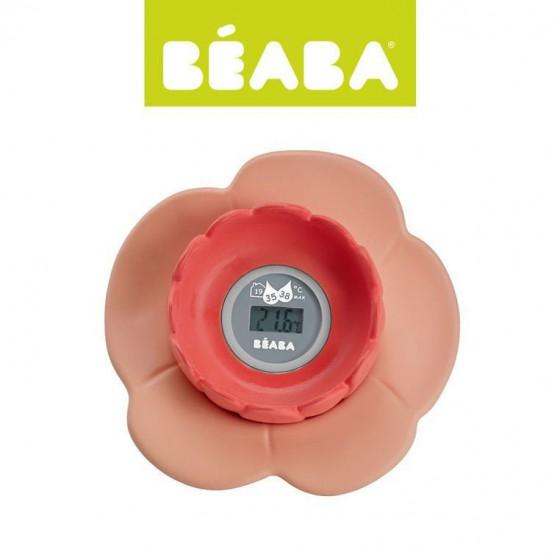 Beaba Termometr do kapieli Lotus nude/coral