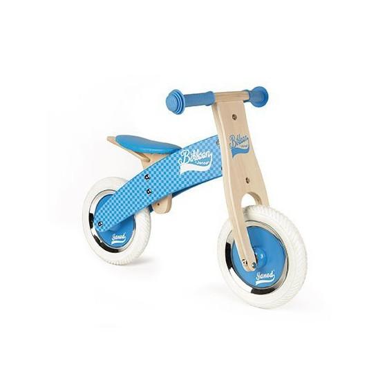 Janod Rowerek biegowy niebieski Little Bikloon 2+