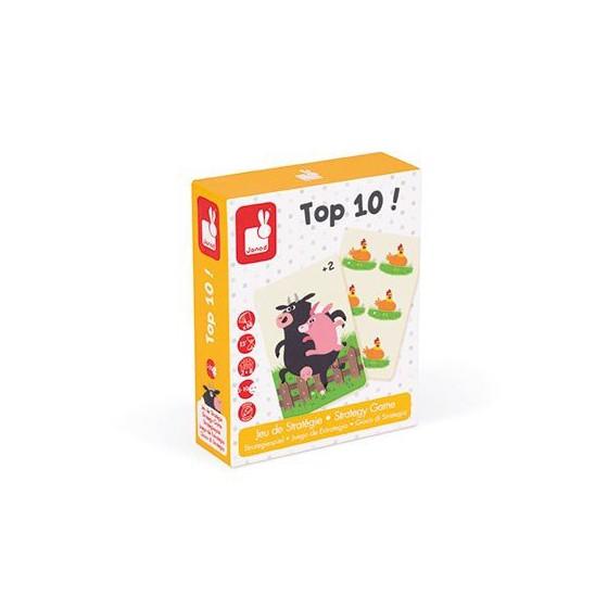 Janod Gra strategiczna Top 10