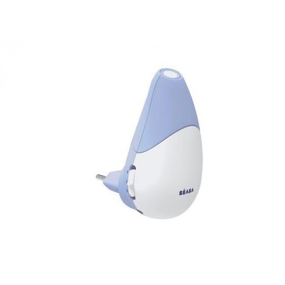Lampka nocna LED z projektorem gwiazd i czujnikiem placzu i ruchu Pixie Star Mineral Beaba