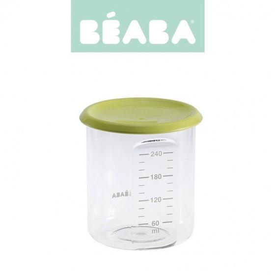 Beaba Sloiczek z hermetycznym zamknieciem 240 ml neon